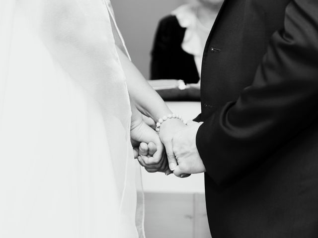 Justin and Jasmine's wedding in Scarborough, Ontario 11