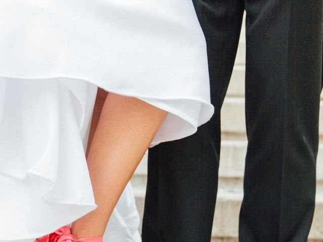 Justin and Jasmine's wedding in Scarborough, Ontario 15