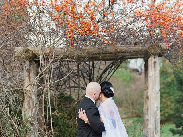 Justin and Jasmine's wedding in Scarborough, Ontario 17
