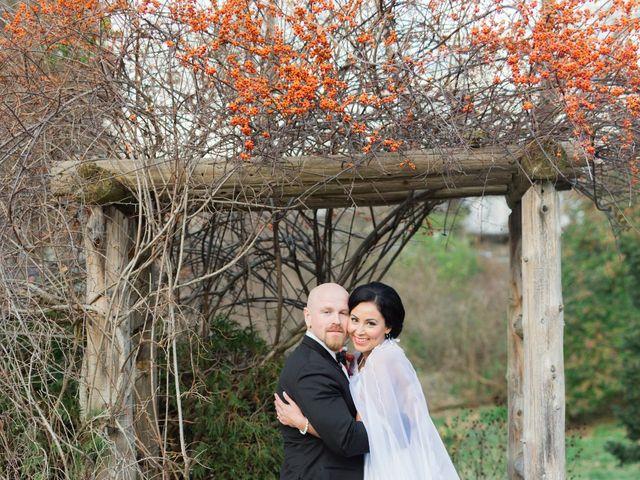 Justin and Jasmine's wedding in Scarborough, Ontario 18