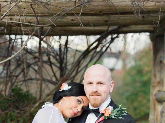 Justin and Jasmine's wedding in Scarborough, Ontario 19