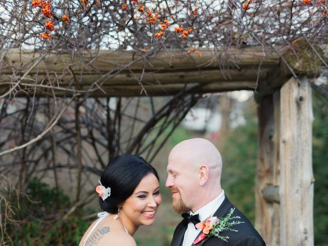 Justin and Jasmine's wedding in Scarborough, Ontario 20