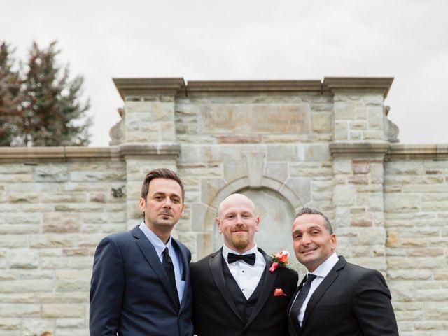 Justin and Jasmine's wedding in Scarborough, Ontario 22