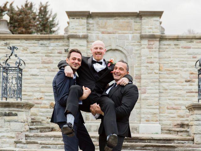 Justin and Jasmine's wedding in Scarborough, Ontario 23