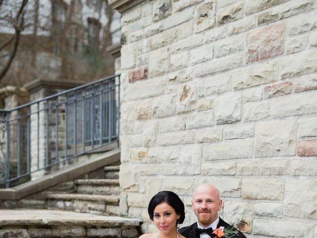 Justin and Jasmine's wedding in Scarborough, Ontario 24