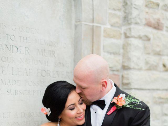 Justin and Jasmine's wedding in Scarborough, Ontario 27