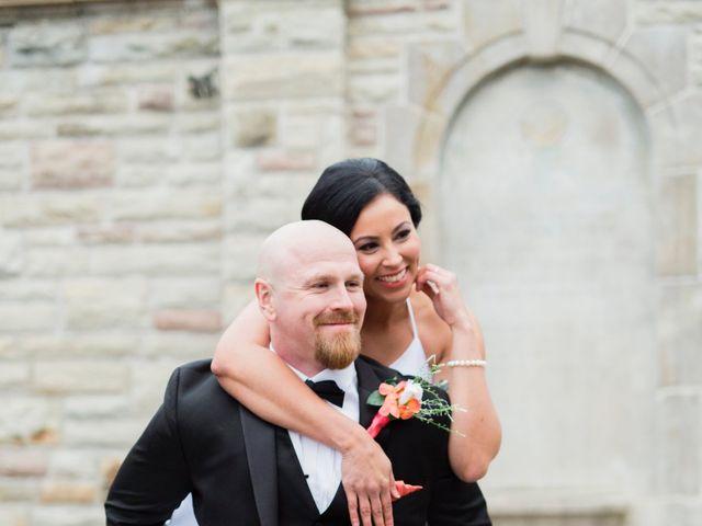 Justin and Jasmine's wedding in Scarborough, Ontario 28