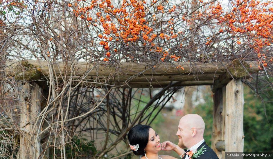 Justin and Jasmine's wedding in Scarborough, Ontario