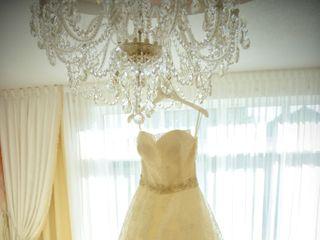 The wedding of Steve and Olga 1