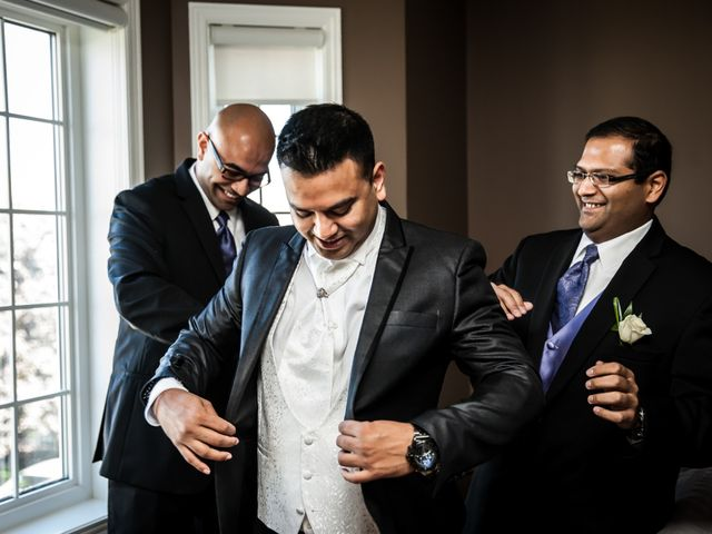 Kush and Cindy's wedding in Montreal, Quebec 44