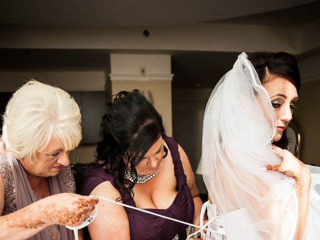 Kush and Cindy's wedding in Montreal, Quebec 49