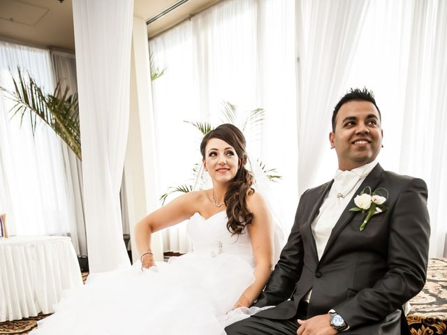 Kush and Cindy's wedding in Montreal, Quebec 56