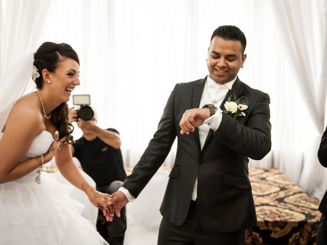 Kush and Cindy's wedding in Montreal, Quebec 57