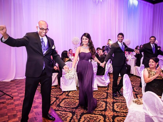 Kush and Cindy's wedding in Montreal, Quebec 85