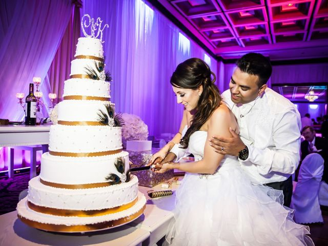 Kush and Cindy's wedding in Montreal, Quebec 90