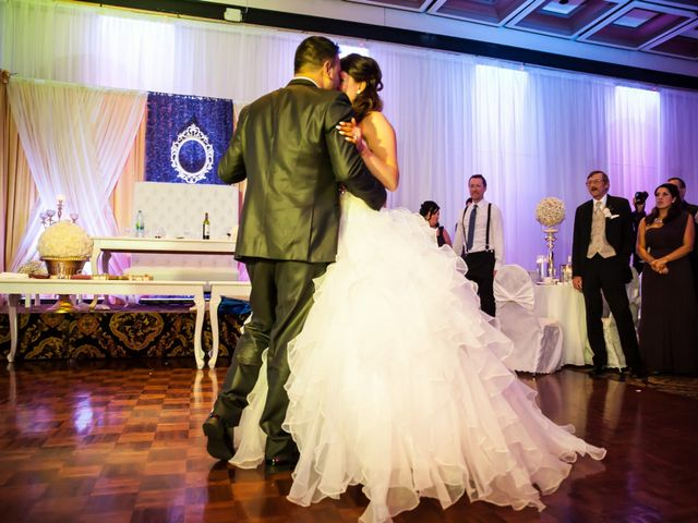 Kush and Cindy's wedding in Montreal, Quebec 91