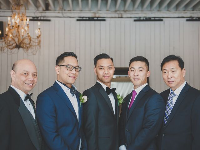 Ray and Annie's wedding in Toronto, Ontario 7