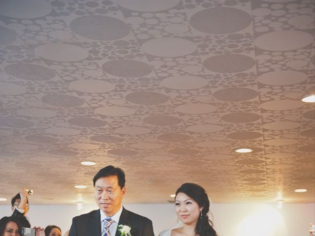 Ray and Annie's wedding in Toronto, Ontario 13