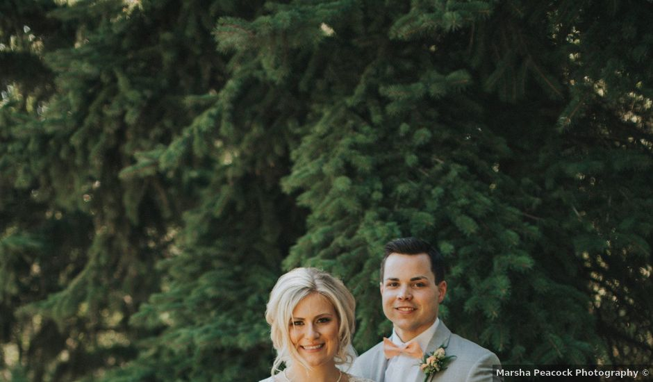 Ryan And Emma's Wedding In Wainwright, Alberta