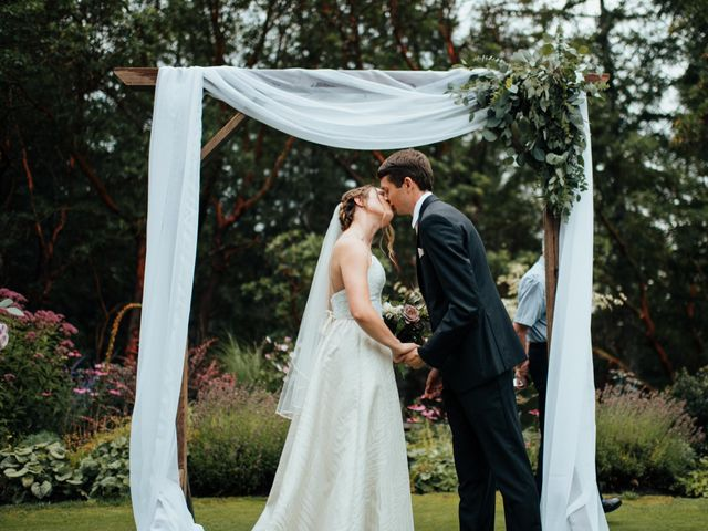 Michael and Kerri's wedding in Victoria, British Columbia 10