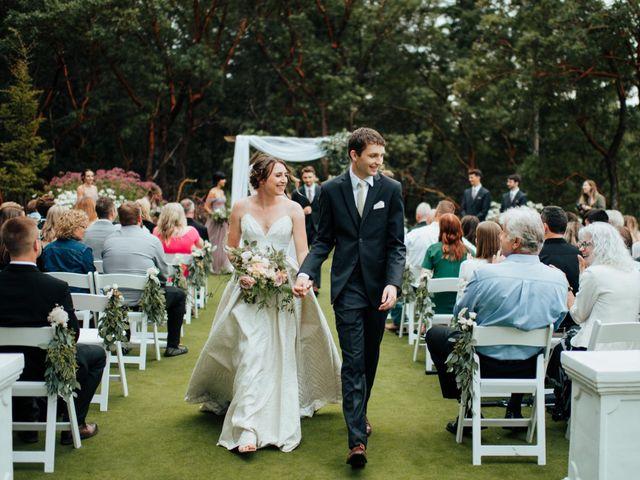 Michael and Kerri's wedding in Victoria, British Columbia 11