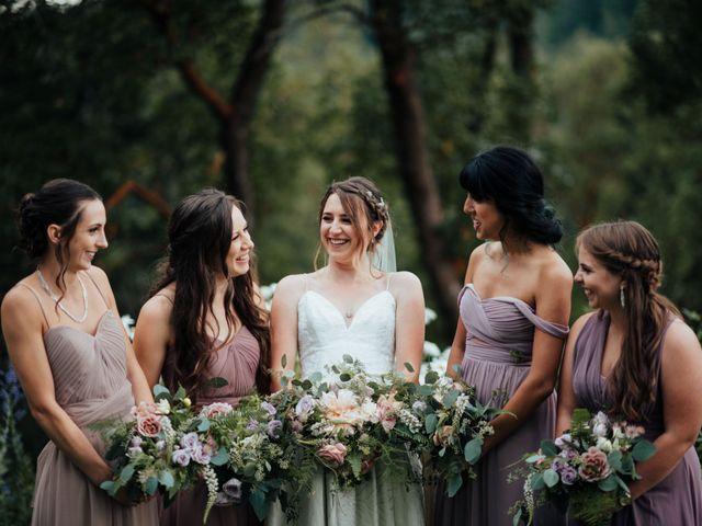 Michael and Kerri's wedding in Victoria, British Columbia 12