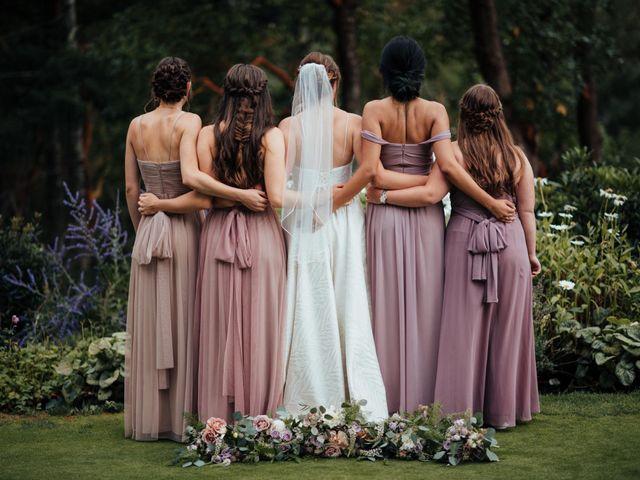 Michael and Kerri's wedding in Victoria, British Columbia 1