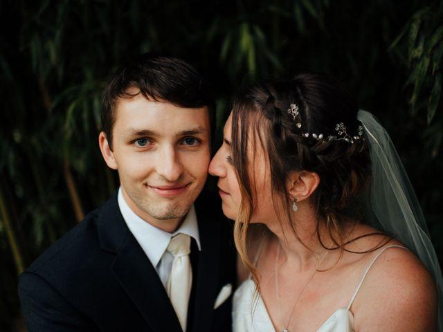 Michael and Kerri's wedding in Victoria, British Columbia 15
