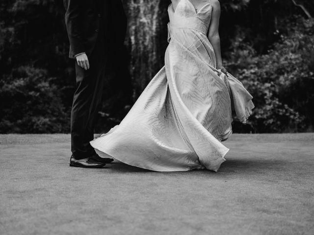 Michael and Kerri's wedding in Victoria, British Columbia 16