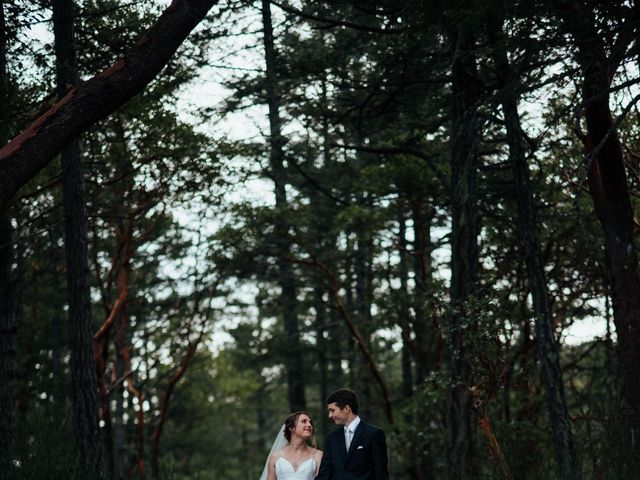 Michael and Kerri's wedding in Victoria, British Columbia 18