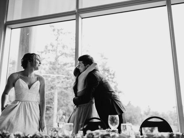 Michael and Kerri's wedding in Victoria, British Columbia 25
