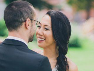 The wedding of Karen and Ben 1