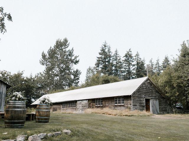 Matthew and Samantha's wedding in Langley, British Columbia 10