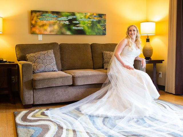 David and Vanessa's wedding in Canmore, Alberta 16