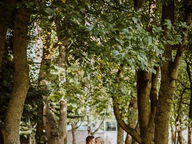 Logan and Rachael's wedding in Victoria, British Columbia 12