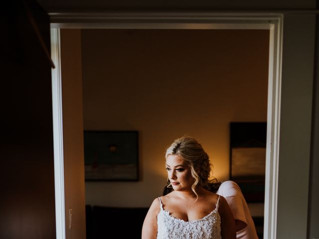 Logan and Rachael's wedding in Victoria, British Columbia 2