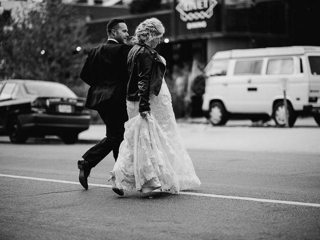 Logan and Rachael's wedding in Victoria, British Columbia 32