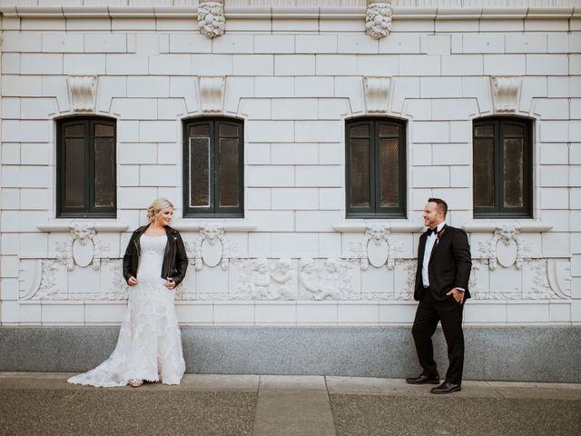 Logan and Rachael's wedding in Victoria, British Columbia 44