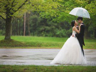 The wedding of Jessie and Alex