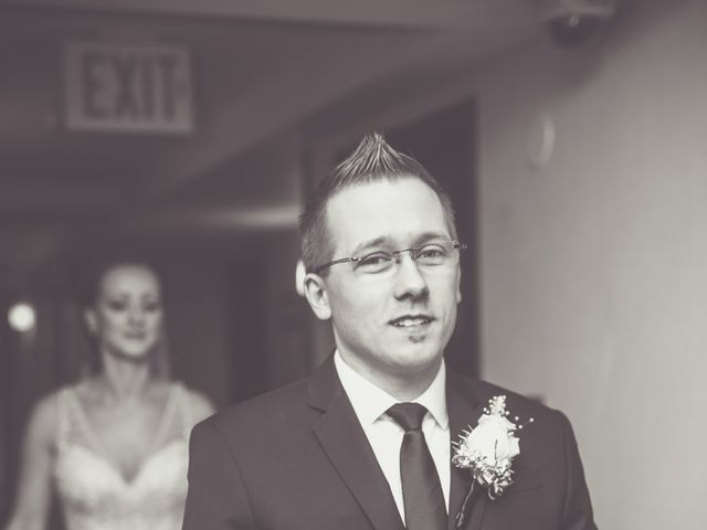 Kendall and Holly's wedding in Edmonton, Alberta 8