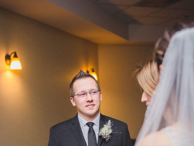 Kendall and Holly's wedding in Edmonton, Alberta 10