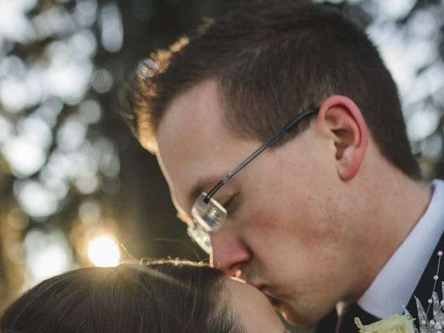 Kendall and Holly's wedding in Edmonton, Alberta 16