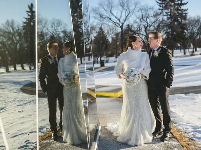Kendall and Holly's wedding in Edmonton, Alberta 17