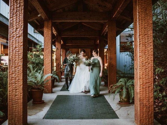 Jason and Mia's wedding in Tofino, British Columbia 12