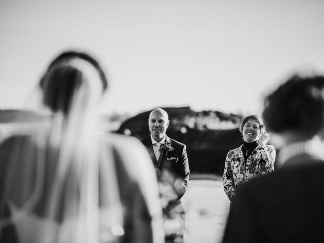 Jason and Mia's wedding in Tofino, British Columbia 14