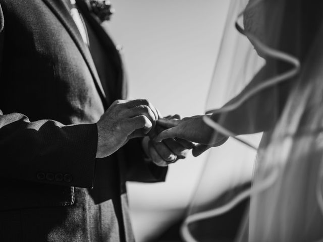 Jason and Mia's wedding in Tofino, British Columbia 17