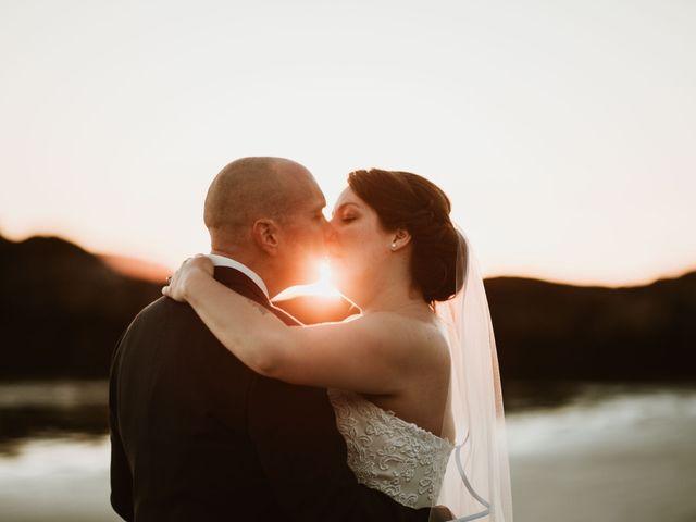 Jason and Mia's wedding in Tofino, British Columbia 2
