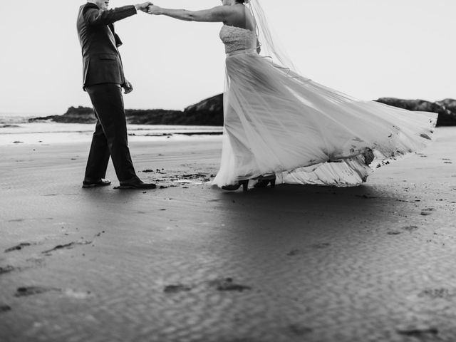 Jason and Mia's wedding in Tofino, British Columbia 26