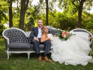 The wedding of Krysty and Kole