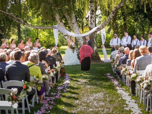 Kole and Krysty's wedding in Lethbridge, Alberta 14